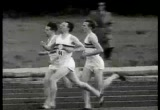 Still frame from: Roger Bannister