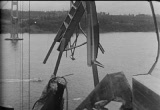 Still frame from: Tacoma Narrows Bridge Collapse (Sound Version) (Standard 4:3)