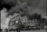Still frame from: Hindenburg Disaster With Sound (Herb Morrison, WLS Radio) (Standard 4:3)