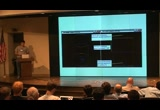Still frame from: SciPy 2010 - Bryan Bishop - PythonOCC: Python meets solid geometry CAD