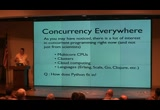 Still frame from: SciPy 2010 - David Beazley - Python Concurrency