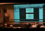 Still frame from: SciPy 2010 - Helge Reikeras - Audio-Visual Automatic Speech Recognition in Python