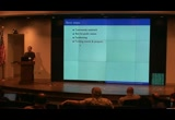 Still frame from: SciPy 2010 - Jarrod Millman - Foundation for Mathematical and Scientific Computing