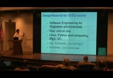 Still frame from: SciPy 2010 - Prabhu Ramachandran - Python in Science and Engineering Education in India