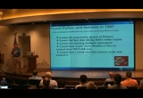 Still frame from: SciPy 2010 - Travis Oliphant - Moving Forward from the Last Decade of SciPy