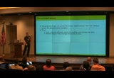 Still frame from: SciPy 2010 - Wes McKinney - pandas and other statistical data analysis tools in Python