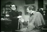 Still frame from: Sherlock Holmes - Case of the Blind Mans Bluff