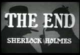 Still frame from: Sherlock Holmes - The Case of Lady Beryl