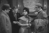 Still frame from: Sherlock Holmes in The Case of the Split Ticket