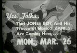 Still frame from: Spike Jones In Person trailer (live show)