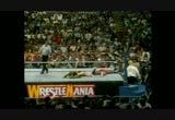 Still frame from: Steve Watches Wrestling #3: Ric Flair vs. Randy Savage, Wrestlemania VIII