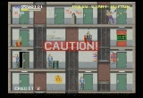 Still frame from: T-19903G - Elevator Action² Returns JPN (Sega Saturn Video)