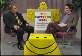 Still frame from: THS 29.  The Ketchian and Ortega Happiness Dialogues, #4 'Happiness Support Groups' (Taped 12-02-03) 43kb wmv