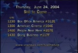 Still frame from: Worldnet TV: June 24, 2004 12:00