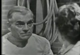 Still frame from: Tales of Tomorrow - Past Tense (Karloff)
