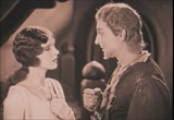 Still frame from: 'The Beloved Rogue' (1927) starring John Barrymore and Marceline Day