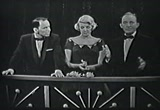 Still frame from: 1957 CBS-TV Special ''The Edsel Show'' with Guests