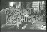 Still frame from: The Ghost And Mr. Chicken - trailer