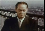 Still frame from: The Man On The Eiffel Tower 720p 1949