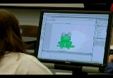 Still frame from: OLPC Game Jam Broadcast