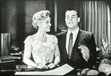Still frame from: The Perry Como Show - 11 March 1955