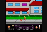Still frame from: The Simpsons: Bart vs. the Space Mutants Beat This Game