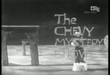 Still frame from: ''The Chevy Mystery Show'' - The Suicide Club