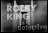 Still frame from: 'Rocky King, Detective' - The Hermit's Cat (Classic TV) (1952)