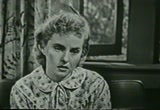 Still frame from: 'The Guiding Light' - April 9, 1953