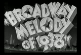 Still frame from: Theatrical trailer for ''Broadway Melody of 1938''