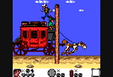 Still frame from: TheKDX7's GBC Lucky Luke '100%' in 31:07.97
