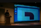Still frame from: Thursday - 204 - 9 - FEMhub Online Lab: Scientific Computing with Python in Web Browsers