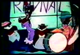 Still frame from: TIN PAN ALLEY CATS (1943)