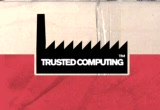 Still frame from: Trusted Computing