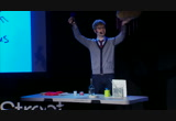 Still frame from: Tyler DeWitt: Hey science teachers -- make it fun