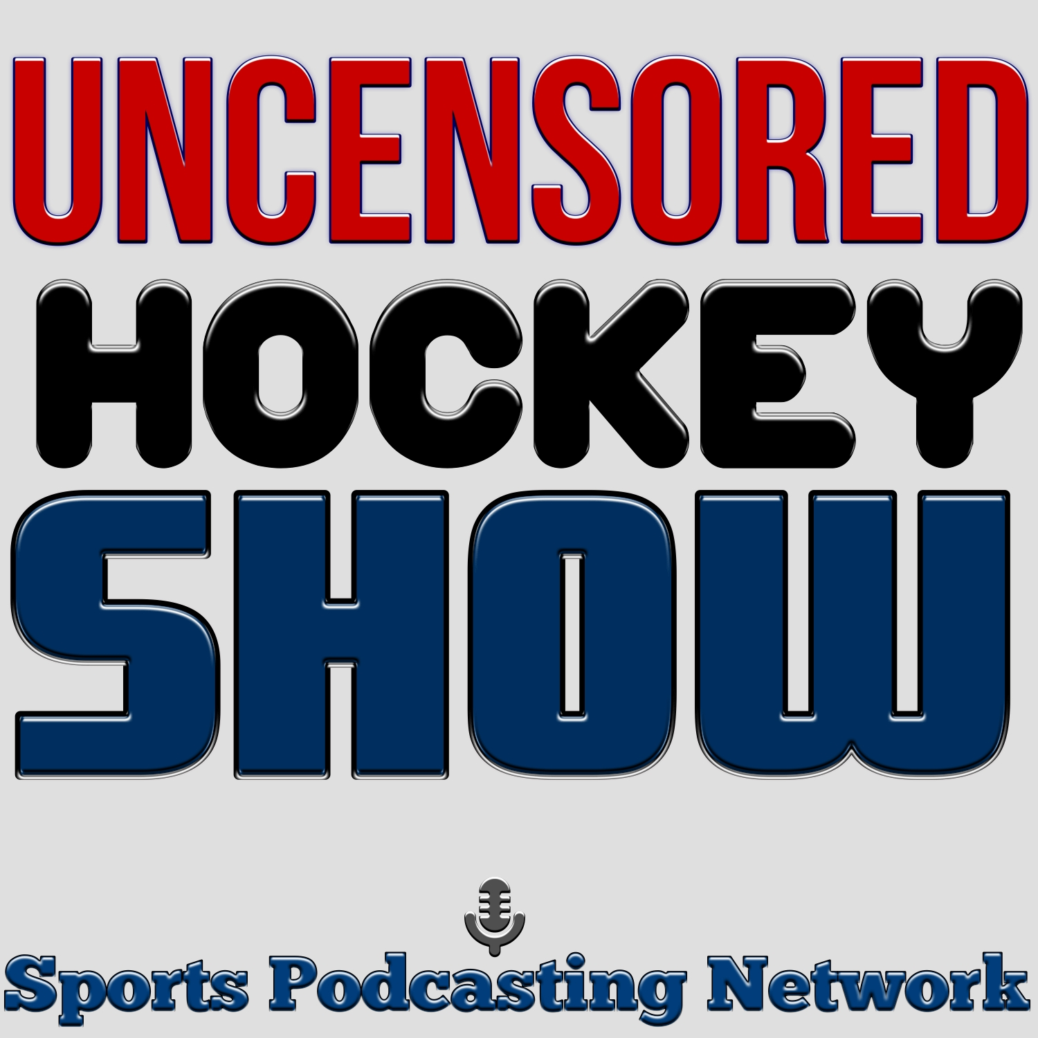 Uncensored Hockey Show – Sports Podcasting Network