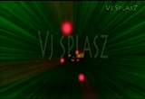 Still frame from: vj splasz set