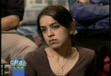 Still frame from: Chat the Planet: Why Iraq? on mtvU