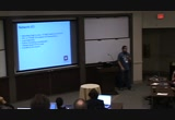 Still frame from: Wednesday - 203 - 7 - Lessons Learned Building a Scalable Distributed Storage System in Python