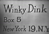 Still frame from: 1950's Popular Culture: ''Winky Dink and You'' (Unknown date)