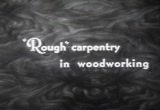 Still frame from: Woodworker, The