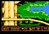 Still frame from: x2poet's NES Jungle Book in 20:13.83