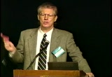 Still frame from: 1998 ACM Turing Award Lecture at CSCW98