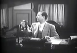 Still frame from: X MARKS THE SPOT ( 1931) Lew Cody