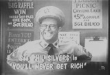 Still frame from: 'You'll Never Get Rich' Promo (1955 CBS-TV Promo)