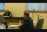 Still frame from: Ypsilanti City Council Manager Interviews 2012-05-14