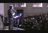 Still frame from: Aaron Swartz Memorial at The Internet Archive