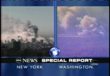 Still frame from: ABC Sept. 11, 2001 9:54 am - 10:36 am