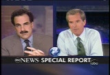 Still frame from: ABC Sept. 12, 2001 3:54 pm - 4:36 pm
