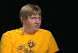 Still frame from: Expert Interview: Skip Elsheimer, June 2009 (advex003)